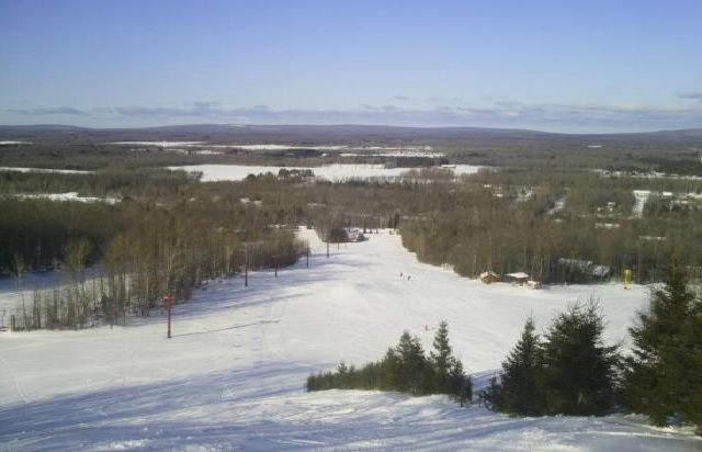 Big Powderhorn Mountain Resort Summit View